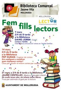 fem-fills-lectors Mollerussa