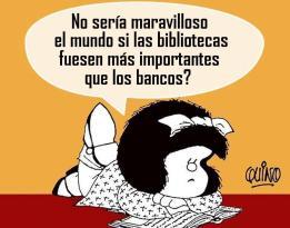 24 d'octubre  dia de les biblioteques