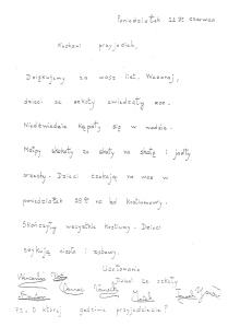 carta polonès