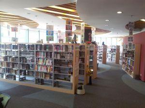 biblioteca changchung