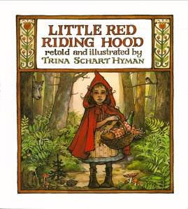 Little Red Riding Hood Cover