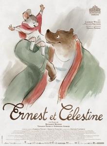 Ernest i Celestine cartell pel·lícula
