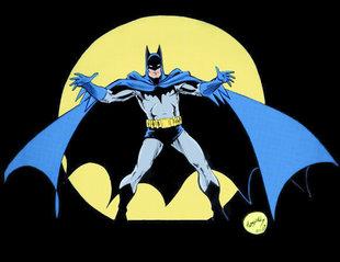Imatge del superhero
