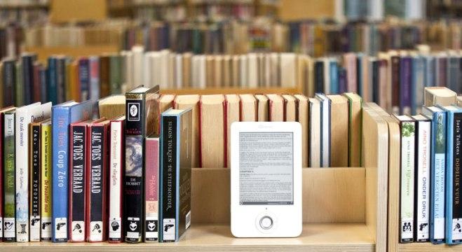 lectura en pantalla