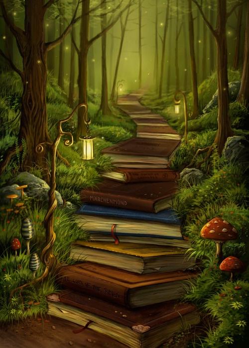 cami de llibres