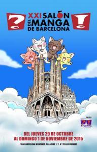XXI-Salon-Manga-Barcelona-cartel