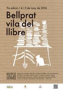 4. Bellprat Vila del llibre 4 juny 2016 il Idoia Costa